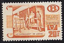 Buy BELGIEN BELGIUM [PostPaket] MiNr 0037 ( */mh )