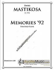 Buy Mastikosa - Memories 92