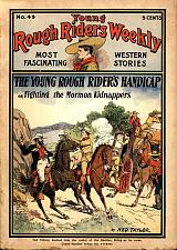 Buy Young Rough Riders Weekly 23 Issue Collection On Disc