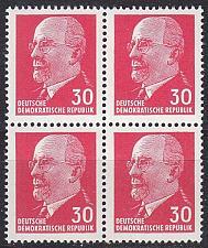 Buy GERMANY DDR [1963] MiNr 0935 4er ( **/mnh )