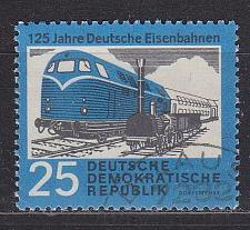 Buy GERMANY DDR [1960] MiNr 0806 ( OO/used ) Eisenbahn