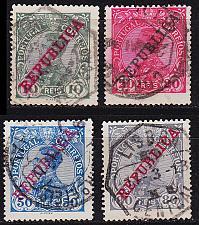 Buy PORTUGAL [1910] MiNr 0168 ex ( O/used ) [01]