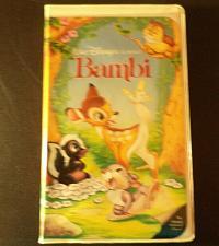 Buy Walt Disney Classic Bambi 1989 VHS942