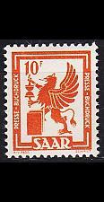 Buy GERMANY Saar [1949] MiNr 0279 ( **/mnh )