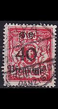 Buy GERMANY REICH Danzig [1923] MiNr 0186 ( OO/used )
