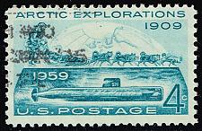 Buy US #1128 Arctic Explorations; Used (0.25) (2Stars) |USA1128-02