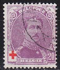 Buy BELGIEN BELGIUM [1914] MiNr 0109 ( O/used ) Rotes Kreuz
