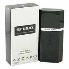 Buy Silver Black Eau De Toilette Spray By Azzaro