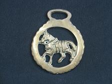 Buy Vintage Horse Medallion Harness Horse Brass Ornament Antique