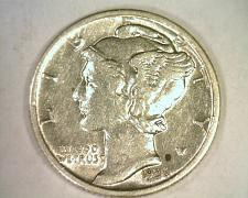 Buy 1936-D MERCURY DIME ABOUT UNCIRCULATED AU NICE ORIGINAL COIN BOBS COIN FAST SHIP