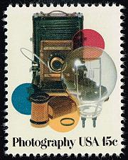 Buy US #1758 Photography; MNH (5Stars) |USA1758-04XVA-US