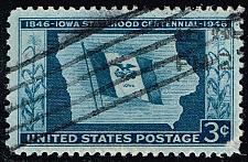 Buy US #942 Iowa Statehood; Used (1Stars) |USA0942-02