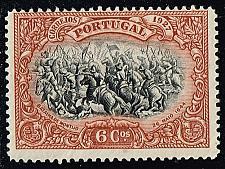 Buy Portugal #426 Battle of Montijo; Unused (0.25) (1Stars) |POR0426-03XRS