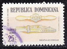 Buy DOMINIKANISCHE REPUBLIK [1972] MiNr 0999 ( O/used ) Kultur