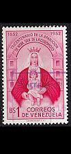 Buy VENEZUELA [1952] MiNr 0835 ( O/used ) Religion