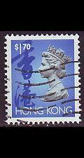 Buy HONGKONG HONG KONG [1992] MiNr 0662 I ( O/used )
