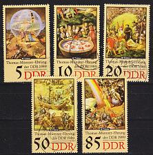 Buy GERMANY DDR [1989] MiNr 3269-73 ( OO/used ) [02]
