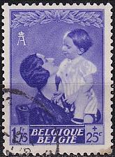 Buy BELGIEN BELGIUM [1937] MiNr 0449 ( O/used )
