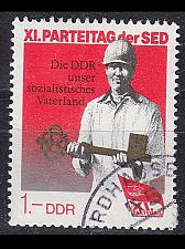 Buy GERMANY DDR [1986] MiNr 3013 ( OO/used )