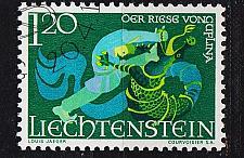 Buy LIECHTENSTEIN [1966] MiNr 0477 ( O/used )