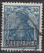 Buy GERMANY Saar [1920] MiNr 0047 ( O/used )