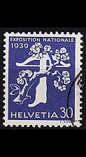 Buy SCHWEIZ SWITZERLAND [1939] MiNr 0351 ( O/used )