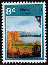Buy New Zealand #508 Lake Hayes; Unused (1.50) (2Stars)  NWZ0508-01