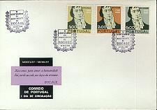 Buy PORTUGAL [1966] MiNr 1023-25 ( FDC )