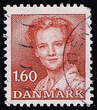 Buy Denmark #700 Queen Margrethe II; Used (3Stars) |DEN0700-01XBC