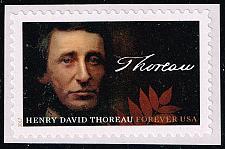Buy US #5202 Henry David Thoreau; MNH (1.00) (4Stars) |USA5202-04