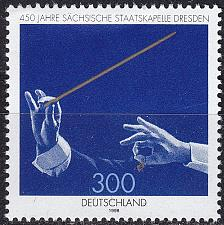 Buy GERMANY BUND [1998] MiNr 2025 ( **/mnh )