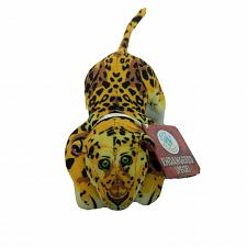 Buy NWT Burger King Endangered Species Amur Leopard Plush Stuffed Animal 7""