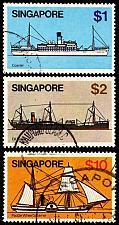 Buy SINGAPUR SINGAPORE [1980] MiNr 0342 ex ( O/used ) [01] Schiffe