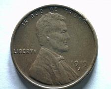 Buy 1919-S LINCOLN CENT PENNY CHOICE ABOUT UNCIRCULATED+ CH. AU+ NICE ORIGINAL COIN