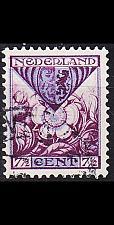 Buy NIEDERLANDE NETHERLANDS [1925] MiNr 0165 A ( O/used )