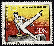 Buy Germany DDR **U-Pick** Stamp Stop Box #159 Item 54 |USS159-54