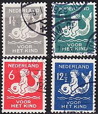 Buy NIEDERLANDE NETHERLANDS [1929] MiNr 0229-32 A ( O/used )
