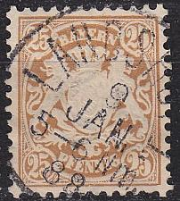 Buy GERMANY Bayern Bavaria [1881] MiNr 0051 ( O/used )