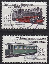 Buy GERMANY DDR [1984] MiNr 2864 ex ( OO/used ) Eisenbahn