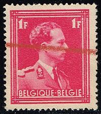 Buy Belgium #284 King Leopold III; Used (0.25) (1Stars) |BEL0284-06XRS
