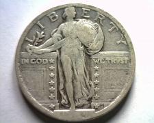 Buy 1924 STANDING LIBERTY QUARTER GOOD G NICE ORIGINAL COIN BOBS COINS FAST SHIP