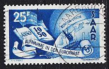 Buy GERMANY Saar [1950] MiNr 0297 ( O/used )