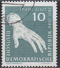Buy GERMANY DDR [1961] MiNr 0858 ( OO/used ) Musik