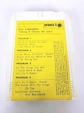 Buy Guy Lombardo Taking A Chance On Love (8-Track Tape, P8-176)