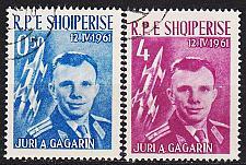 Buy ALBANIEN ALBANIA [1962] MiNr 0642 ex ( O/used ) [01] Weltraum