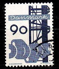 Buy DÄNEMARK DANMARK [1968] MiNr 0473 ( O/used )