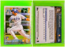 Buy MLB RAMIRO LIRIANO SAN DIEGO PADRES 2015 TOPPS CHROME ROOKIE #116 MNT