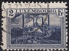Buy LUXEMBURG LUXEMBOURG [1921] MiNr 0135 ( O/used )