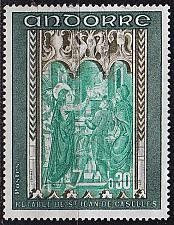 Buy ANDORRA FRANZÖSISCH [1971] MiNr 0235 ( O/used )