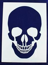 """Buy Extra Large Skull Stencil 14 Mil 18"""" X 24"""" Painting /Crafts/ Templates"""